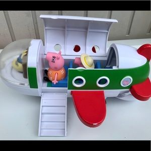 Peppa Pig's Holiday Airplane